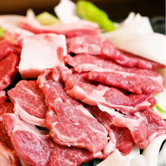 I do not have all you can eat.Because I want you to taste really delicious meat