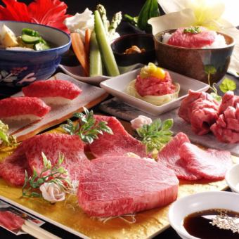 【Specialty course】 Only 12 dishes of cooking only 10000 yen (tax excluded)