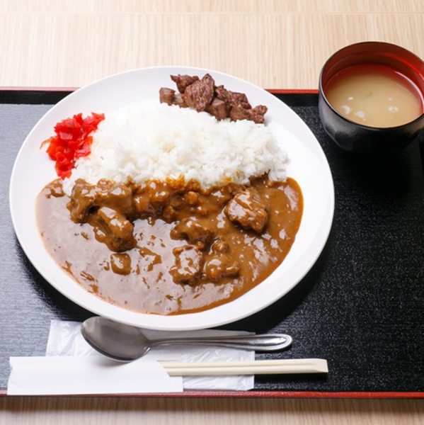 【Calf Stewed Stewed Curry】