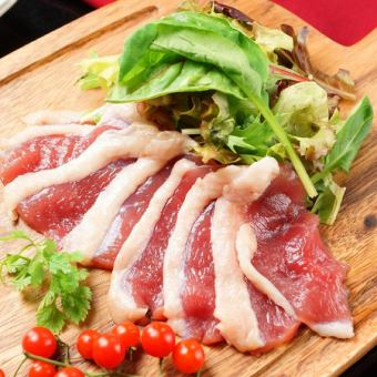 Popular !! ◆ duck's raw ham ◆