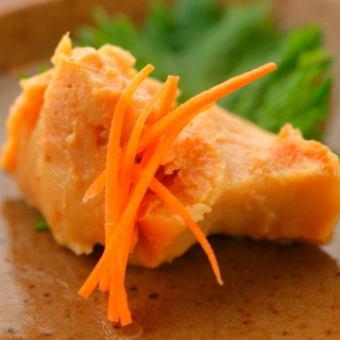 miso-cured tofu