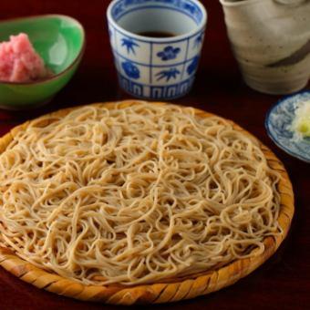 Spicy Daikonori Soba