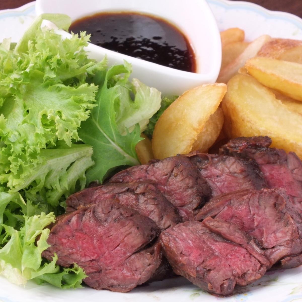 Beef Harami Steak