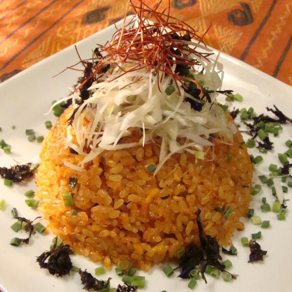 Yuniba fried rice flour