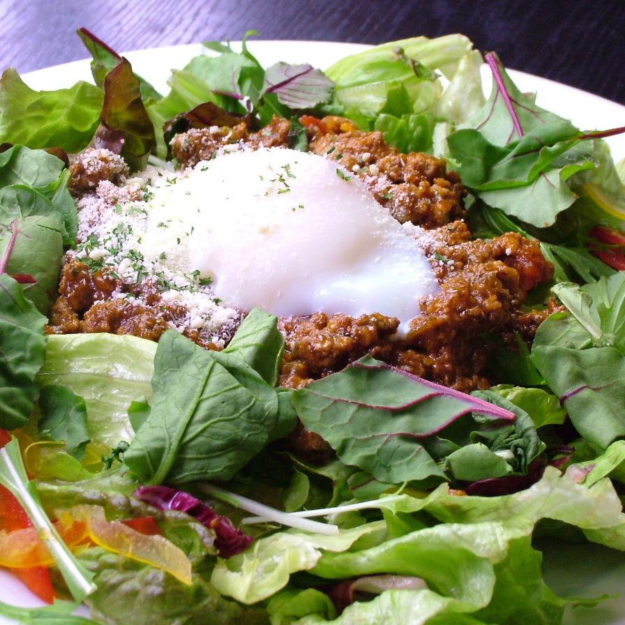 Ryukyu Kingdom Taco Rice