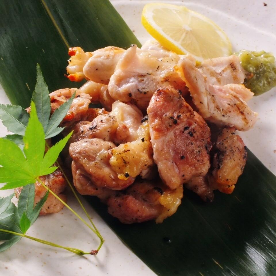 Grilled grilled tochigi (salt or salt)