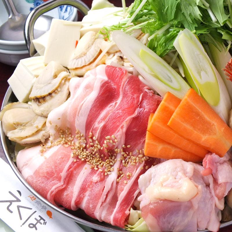 海鲜盐汤chank锅