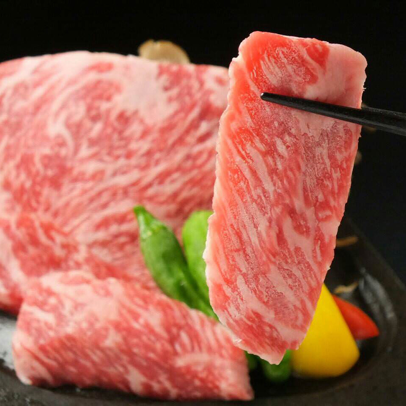 Famous Japanese beef steak [Quantity limited]