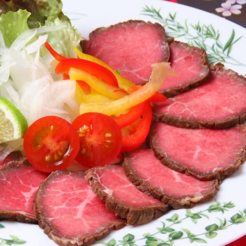 麻豆牛烤牛肉