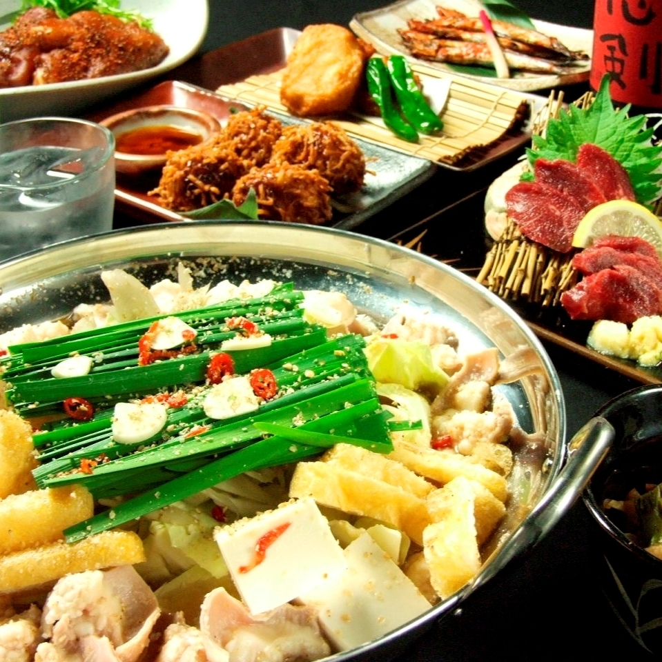 Banquet course where you can enjoy hot pot with 120 minutes drinking attachment 4300yen ~