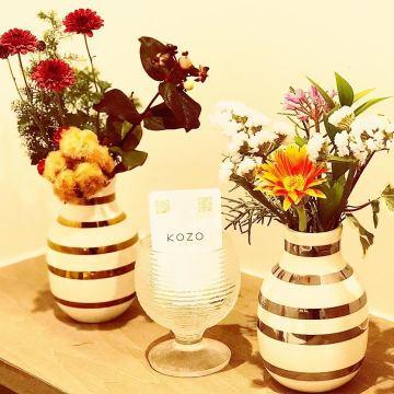 * 【新しい花瓶】