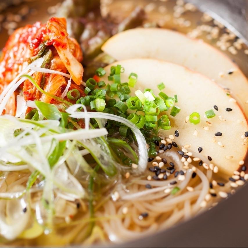 崔おばさんの冷麺(小)(中)(大)