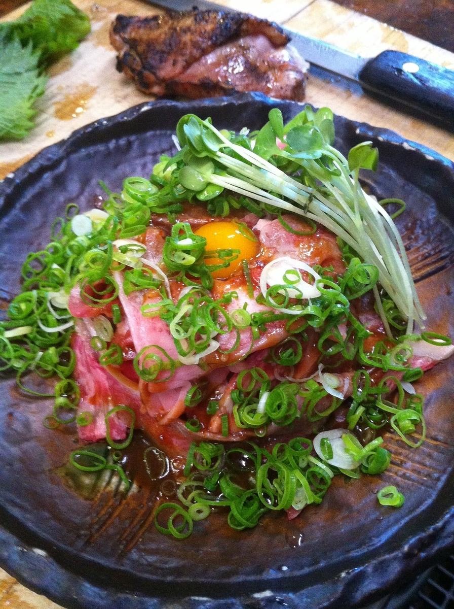 Wagyu beef stew