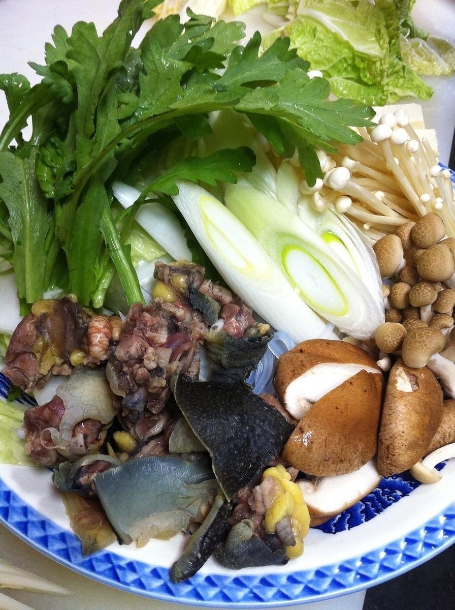 Duck pot / oyster noodom saucepot / hot-pot