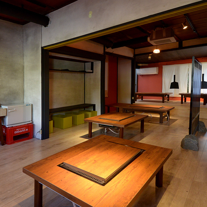 Please feel free to come and visit a couple or friends! It is perfect for banquets.In the vicinity of Yaba-cho Monja · If you want to eat teppanyaki please come and visit our shop!