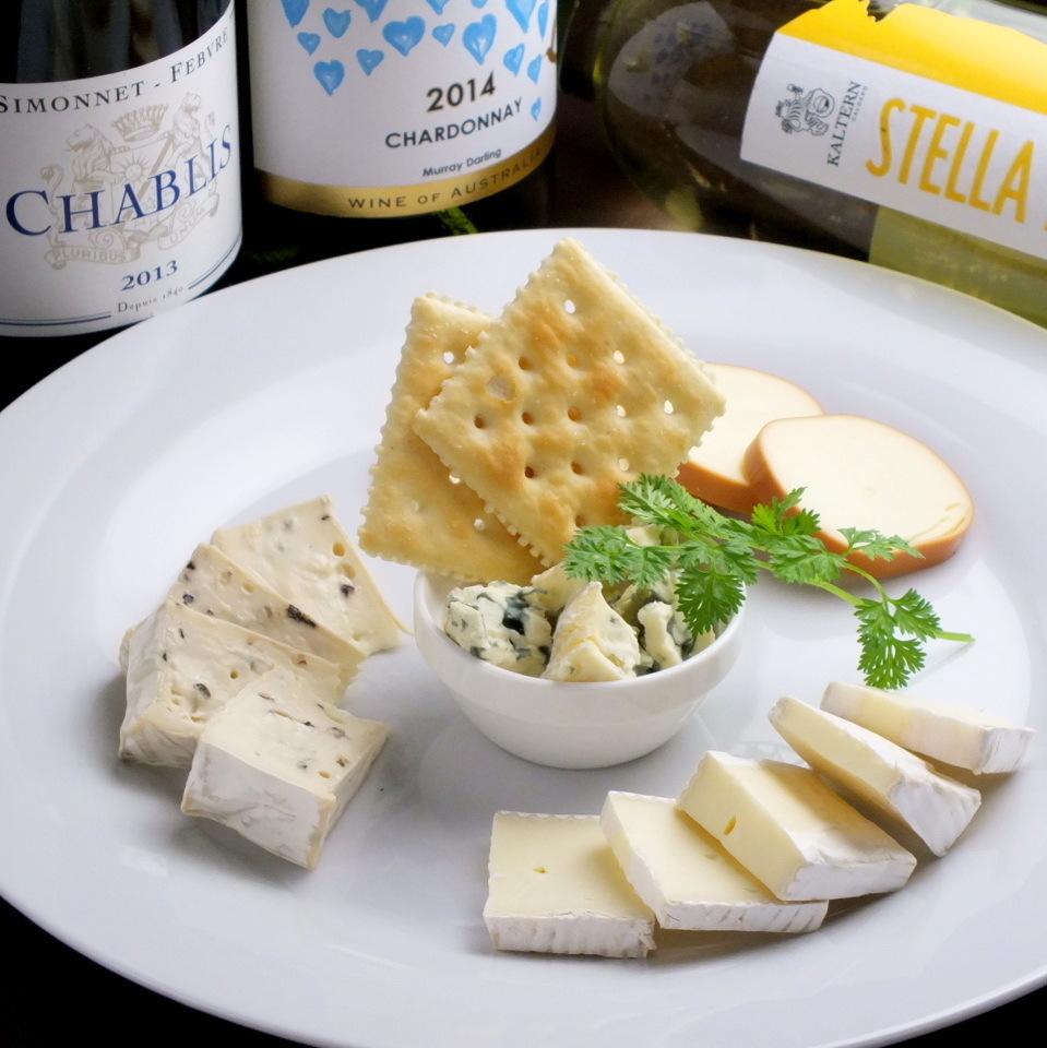 特色奶酪拼盘