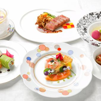 [Imagine imagine kaiseki course] 12000 yen (excluding tax)