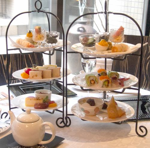 [Quantity limited]-Afternoon tea style-