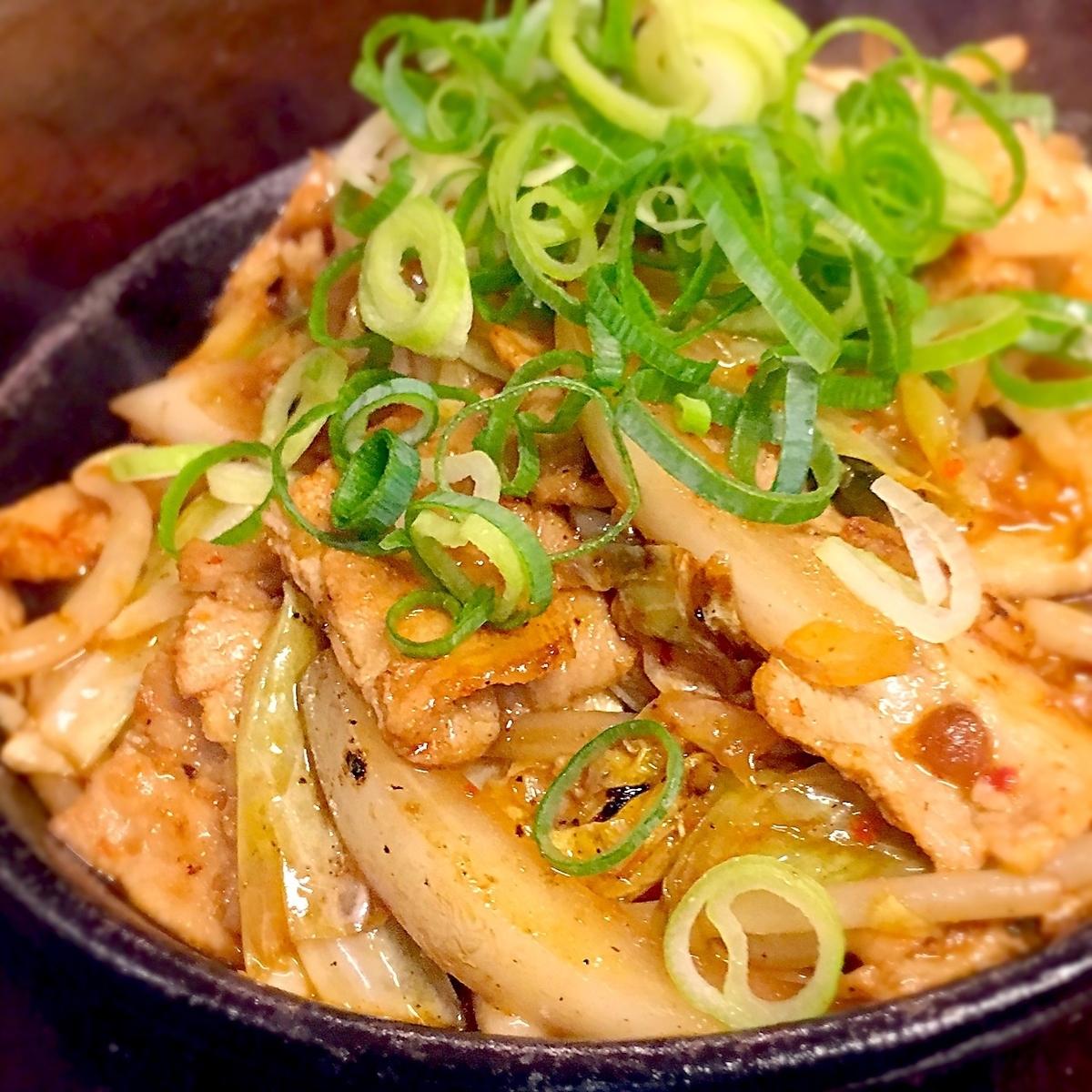 猪肉kimchee