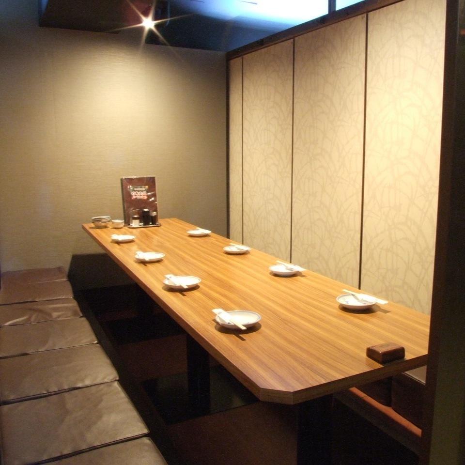 8至14間私人房間