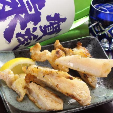 せせり・とり肝・やげん軟骨/手羽先/各(塩orたれ)