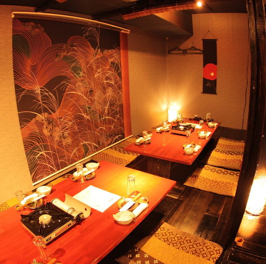 挖掘5至6人Tatsurou個人房間或半私人房間