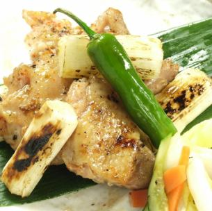 Iwaki雞肉大腿肉·bunjiri·槓桿·hatu等各種烤雞肉串