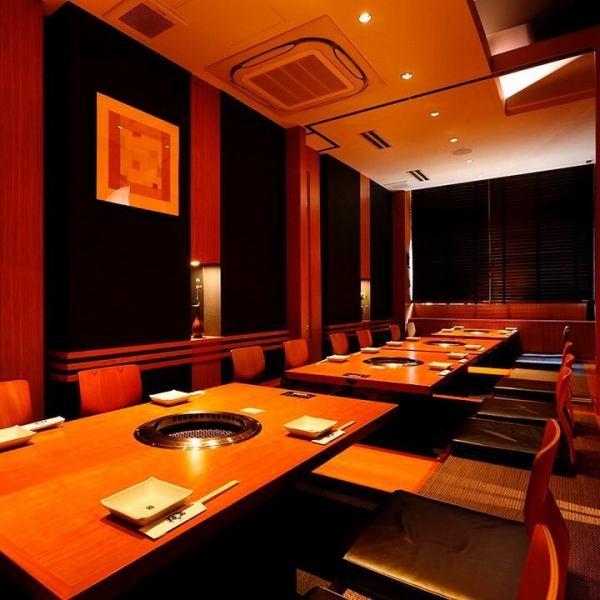 一個擁有32個座位的大型休息區非常適合女性協會和大量人群的宴會!即使是大量的人也可以在私密的氛圍中享受♪當然,讓我們在午餐和夜間宴會上的各種Tokorozawa舉行宴會!