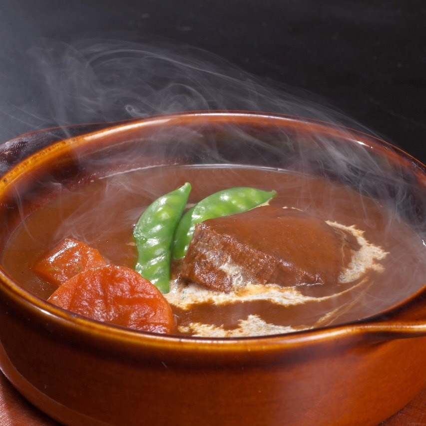 タンシチュー/スンドゥブ海鮮チゲ鍋
