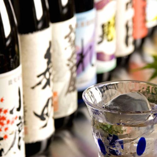 日本の四季と恵みがもたらせた美味しい焼酎