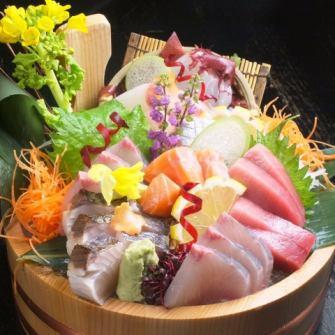 新鮮的魚從籠子刪除!