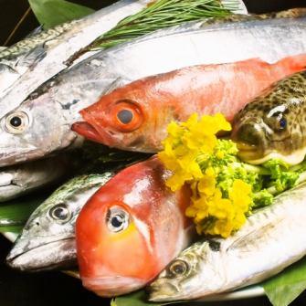 - 吃家常菜和新鮮的魚!