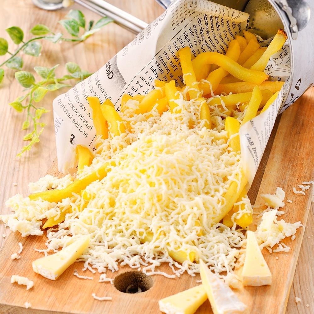 Fly cheese bucket potatoes