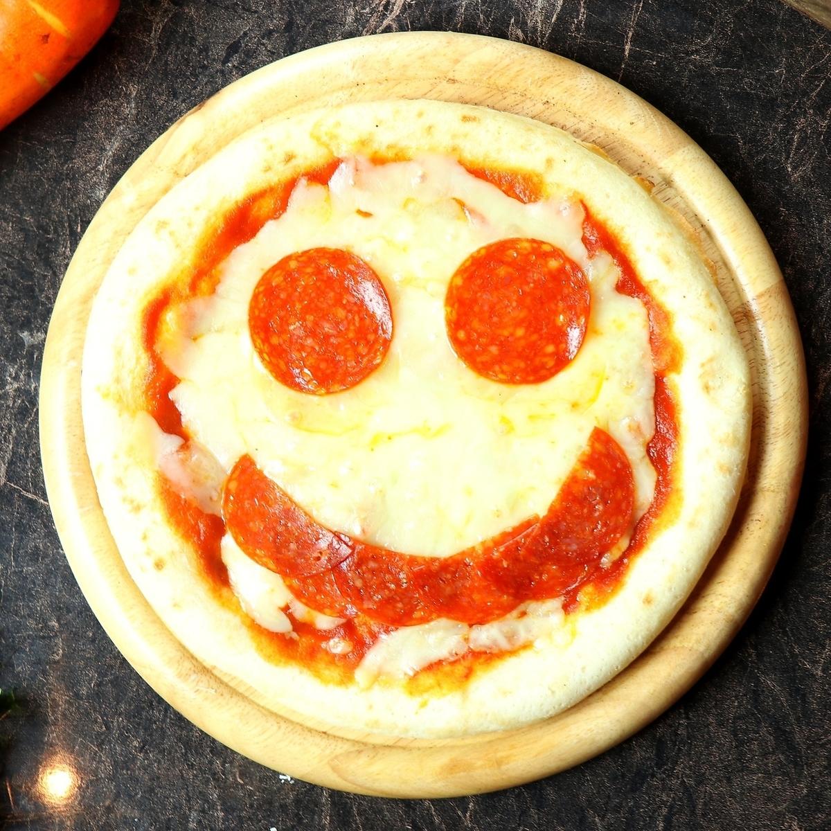 Pepperonipiza (Smile)