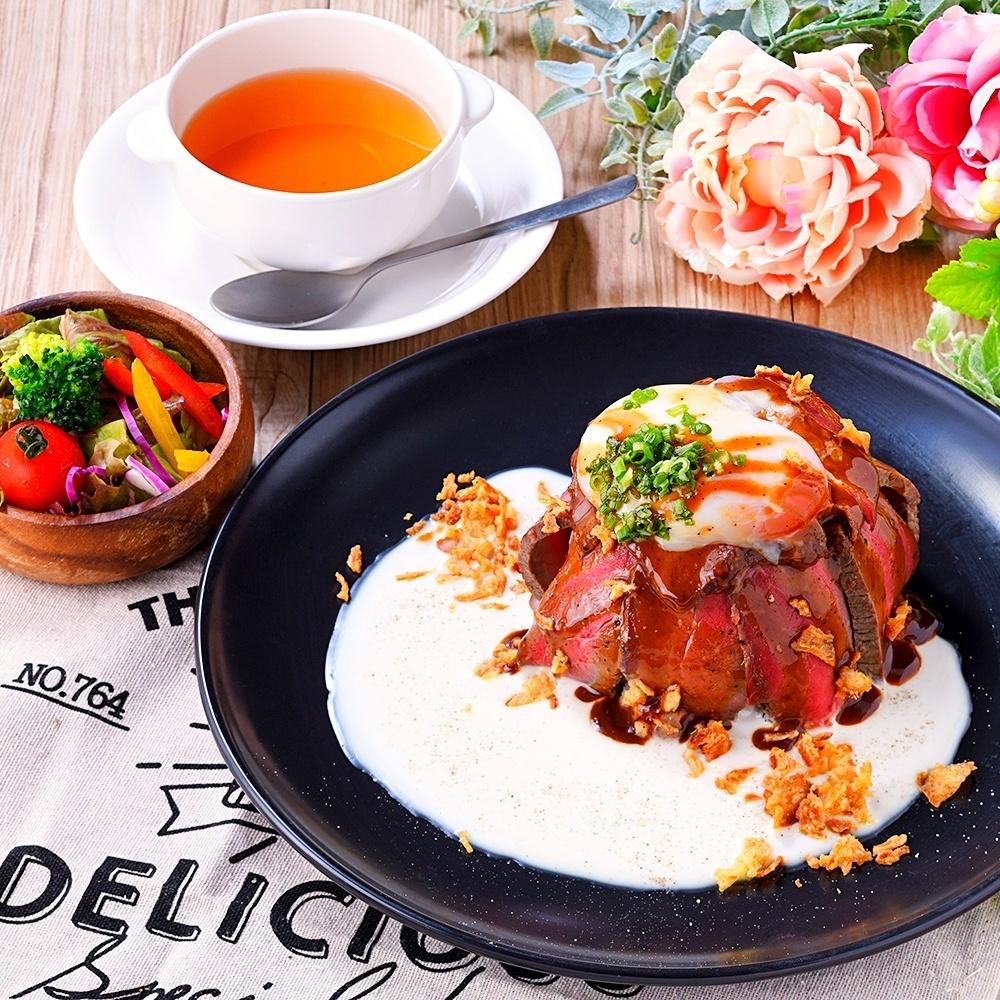 ♪ a la carte also ♪ your favorite lunch plate ☆