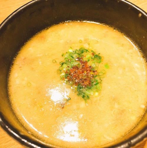 【人気】じっくり煮込んだテールスープ♪