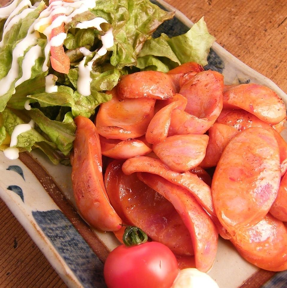 Potigi (stir-fried chilli sauce)