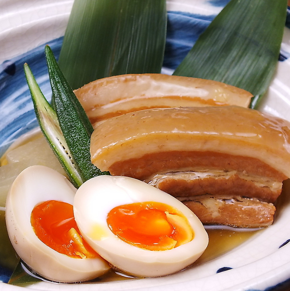ラフティー 「豚の角煮」