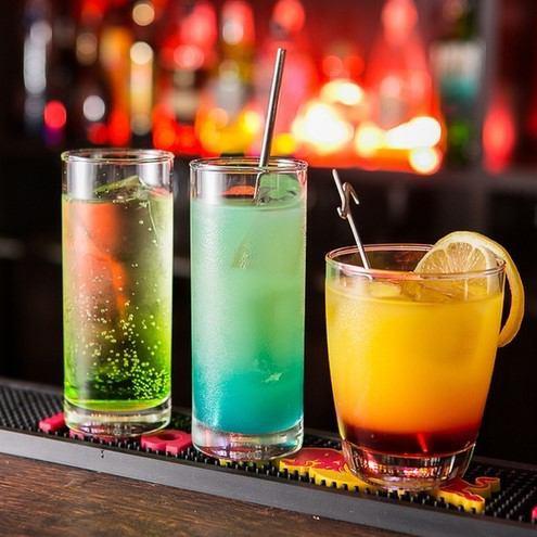 다양한 종류의 음료 ◎
