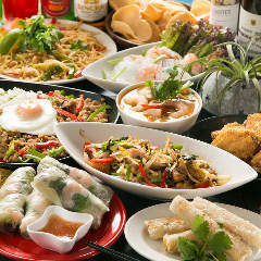 Course menu 【All-you-can-drink! Recommended for various banquets · girls' association · drinking party】