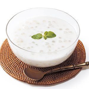 Tapioca Coconut Milk