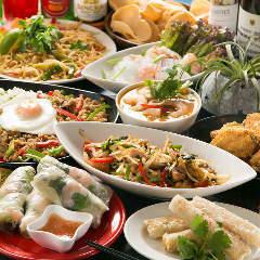 Ethnic × Izakaya! Authentic Thai cuisine ☆ Banquet, drinking party ◎