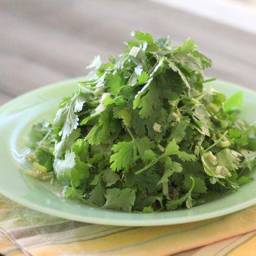 Pakuchi salad