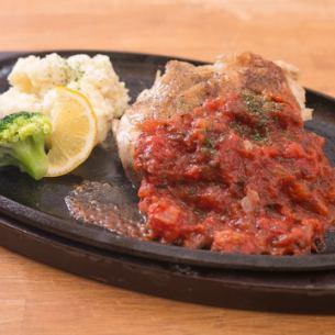 타카 미야 토종 닭 구이