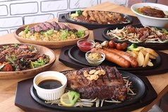 Meat meat ★ Perfect for parties ♪ Recommended course for girls' association 【120 minutes drinking-in addition! 4500 yen → 4200 yen】