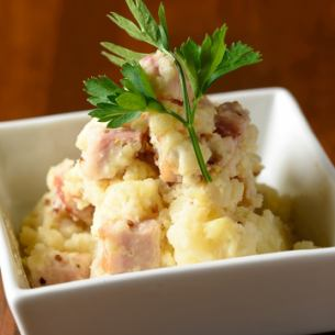 "Popularity number 3! ""Rolled bacon potato salad!"""