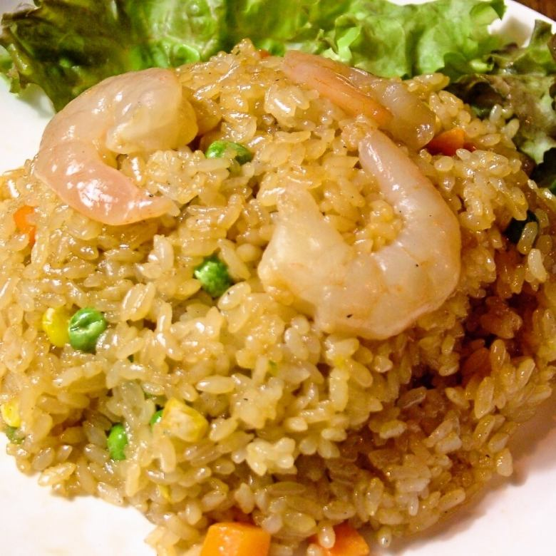 Fried rice of Ekoa