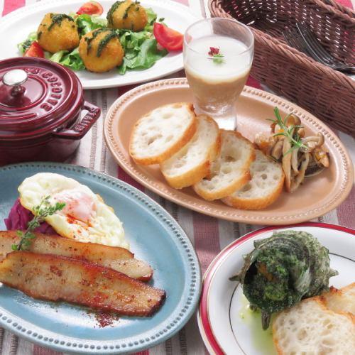 ◆◇フランスとドイツで学んだ本格料理の数々♪◆◇