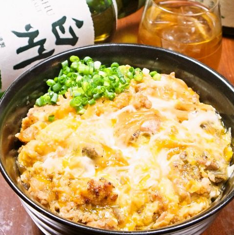 2nd place Oyakodon