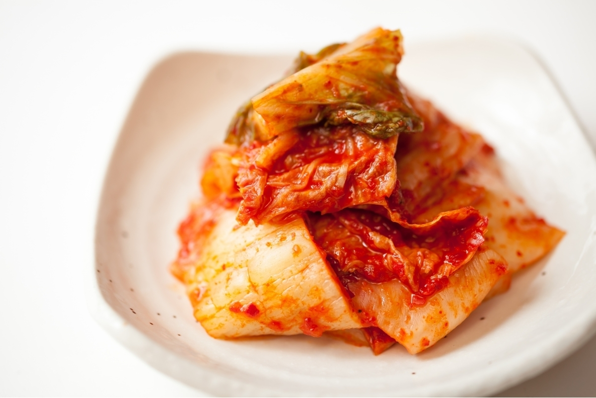 Choi Ai's Chinese cabbage Kimchi / Kakuteki (radish kimchi) / cucumber kimuchi